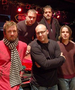 Image of Sister Hazel. 