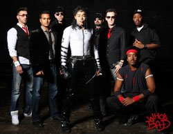 Image of Who's Bad, Michael Jackson Tribute band.