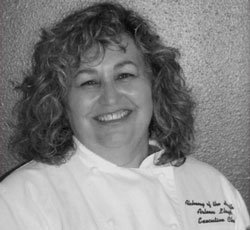 Executive Chef Arleen Lloyd.