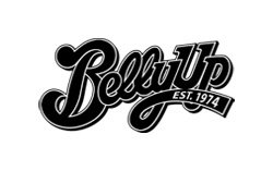 Graphic Logo for Belly Up Tavern.