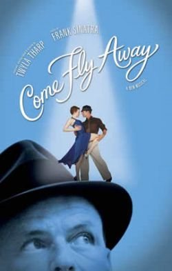 &quot;Come Fly Away&quot; promotional graphic. Courtesy of the Civic Theatre