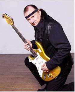 Image of Dick Dale.
