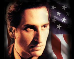 Promotional graphic for &quot;Hershey Felder In Concert: The Great American Songbook,&quot; July 11 - 17, 2011, at the Old Globe Theatre. Photo courtesy of The Old Globe.