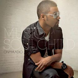 Musiq Soulchild&#39;s &quot;On My Radio&quot; album cover. 