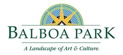 Graphic logo for Balboa Park.