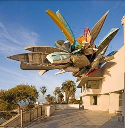 Graphic of Museum of Contemporary Art San Diego: La Jolla (Exterior View).