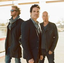 Photograph of Train who is performing at the 2012 San Diego County Fair on June 30th at 7:30pm. 