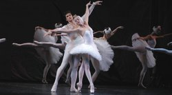 Image from a previous performance of &quot;Cinderella&quot; by the Russian National Ballet Theatre. 