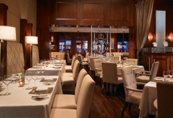 Interior image of the Grant Grill located inside the US Grant Hotel. Courtesy of the Grant Grill.