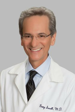Image of Dr. Gary Small who will be presenting the Alzheimers Prevention Program for the Stein Institute on January 16th, 2013.