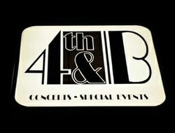 Logo for the 4th & B.