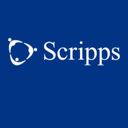 graphic logo for scripps health