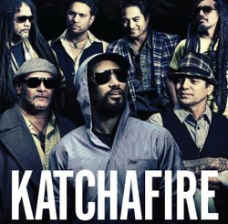 Graphic of Katchafire.