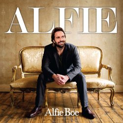 Promotional graphic of Alfie Boe. Courtesy of Alfie Boe