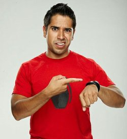 Image of comedian Erik Rivera.