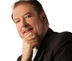 Image of Garrick Ohlsson who will be performing at the Copley Symphony Hall on October 12-14th. 