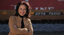 Photo of award winning journalist Maria Hinojosa.