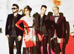 Image of musicians Neon Trees
