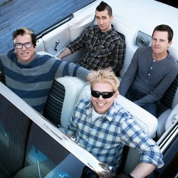 Image of band The Offspring.