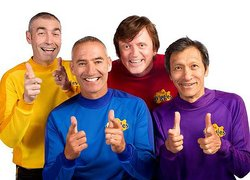 Promotional image of The Wiggles.