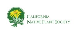 Promotional logo for California Native Plant Society.