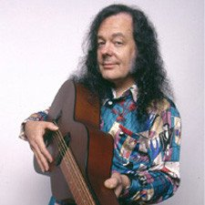 Image of musician David Lindley.