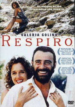 "Movie poster for the film, ""Respiro"""