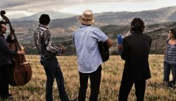"Promotional image from the film ""Basilicata Coast To Coast"" (2010)"