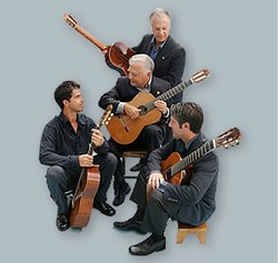 Image of The Romeros: Royal Family Of The Guitar, who will be performing at the Copley Symphony Hall on May 16th, 2013.