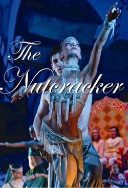 Promotional image of the San Diego Ballet's Nutcracker performing at Birch North Park Theatre on December 1st & 2nd.