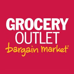 Promotional graphic for Grocery Outlet. Courtesy of Grocery Outlet.