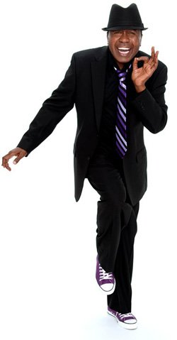 Image of Ben Vereen performing at the Sheila & Hughes Potiker Theater March 29 – 31, 2013.