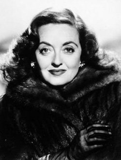 Image of Bette Davis.