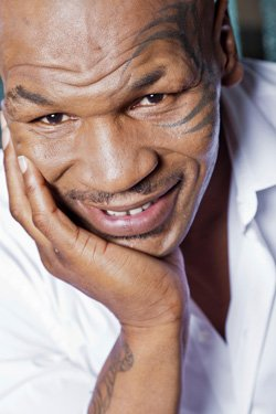 Promotional image of Mike Tyson.