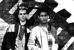 "Image from the film, ""My Beautiful Laundrette"""