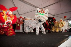 Promotional image of San Diego Chinese New Year on February 16-17, 2013. 
