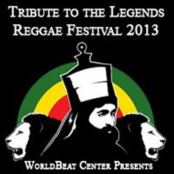 Promotional image of Tribute To The Reggae 'Legends On The Bay' on Saturday February 16th & Sunday, February 17th 2013.