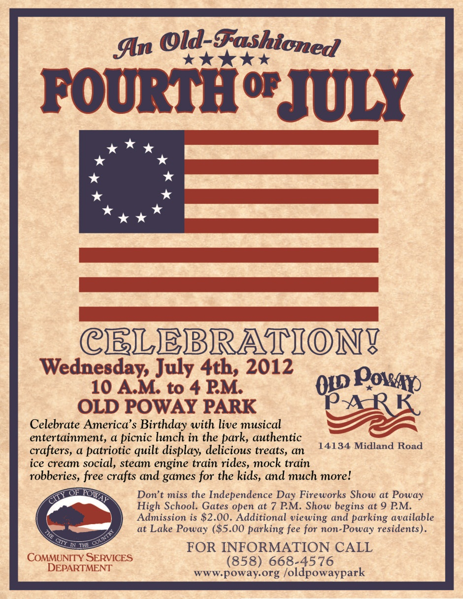 Old fashioned 4th of july kpbs