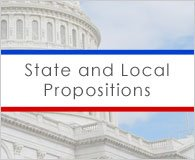Interactive reference guide for state and local propositions in the November 2010 Election.