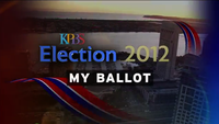 My Ballot: Election 2012