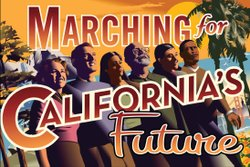 March for California's Future