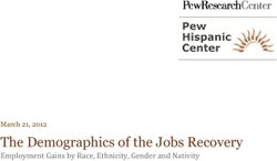 Read: The Demographics of the Jobs Recovery