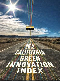 2012 California Green Innovation Index