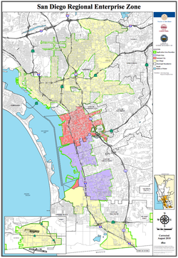 San Diego Regional Enterprise Zone