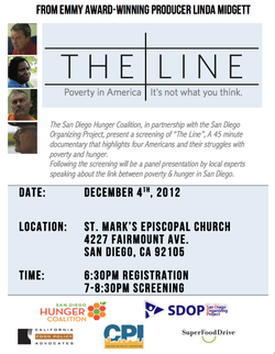 Screening: The Line