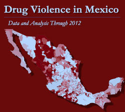 Drug Violence In Mexico Data and Analysis Through 2012