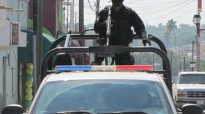 Tease photo: Border Travel Blog: A Police Tour Through San Fernando, Mexico