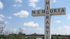 Tease photo: Border Travel Blog: Crosses In Reynosa