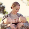 Controversy Continues Over Military Breastfeeding Photos (VIDEO)
