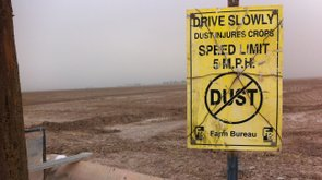 Tease photo: As Heat Dries Land And Lake, Asthma Fears Rise In Imperial County